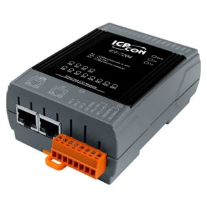 Achizitie pe Ethernet Modbus TCP