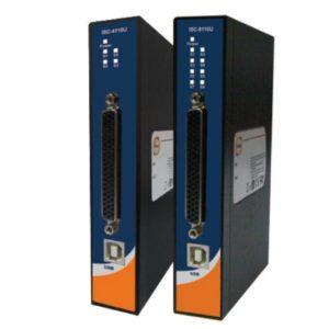 Convertor industrial bidirectional de la USB la 4 sau 8 porturi RS-232