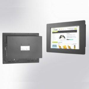 "Monitor industrial standard, dimensiuni 5 pana la 85"", cu sau fara Touch, montaj Panel Mount"
