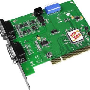 Placa seriala multiport cu 1 port RS-232 1 port RS-422/485 si interfata Universal PCI