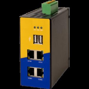 Router cu conversie bidirectionala de protocol IEC 101 la IEC 104