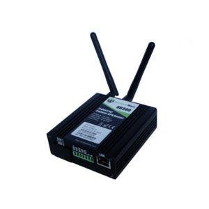 Router celular industrial Dual SIM, 4G, cu VPN, 1 port Ethernet si 2 porturi seriale