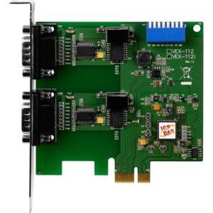 Placa seriala multiport cu 2 porturi RS-232 si interfata PCI Express