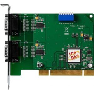 Placa seriala multiport cu 2 porturi RS-232 si interfata Universal PCI