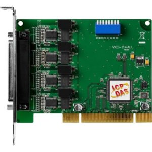 Placa seriala multiport cu 4 porturi RS-232 si interfata Universal PCI