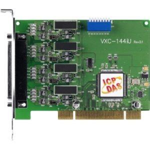 Placa seriala multiport cu 4 porturi RS-422/485 si interfata Universal PCI